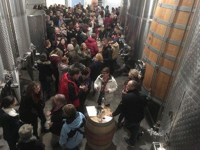 nachLESE 2016 am Weingut Robert Goldenits